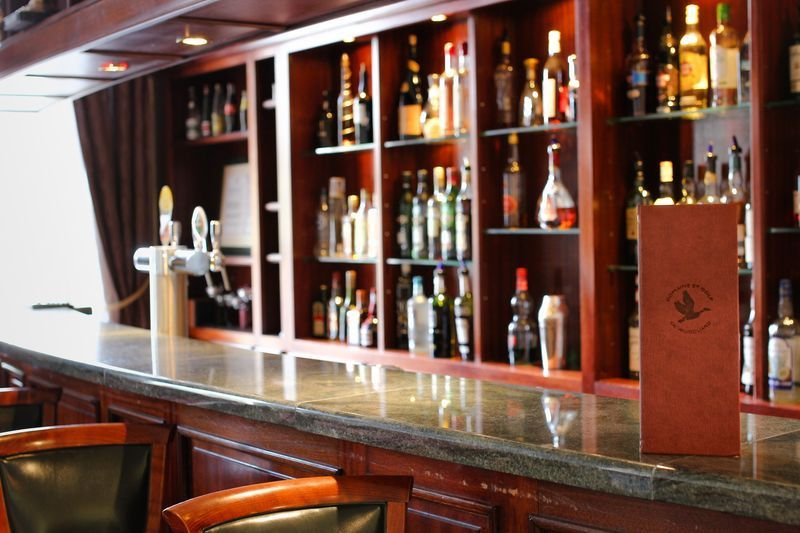 Domaine de Vaugouard **** | Hotel Montargis | Bar lounge