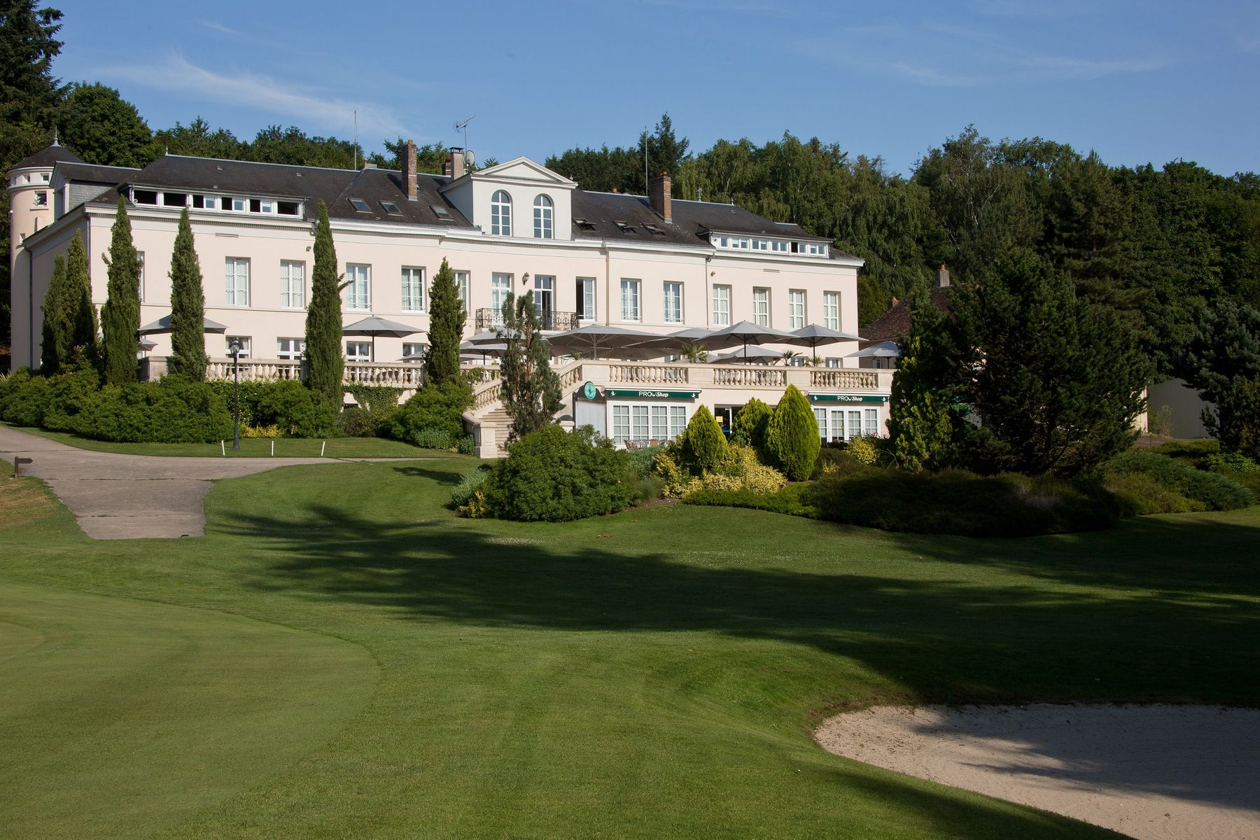 Le Domaine de Vaugouard **** | Hotel Near Paris | OFFICIAL WEBSITE