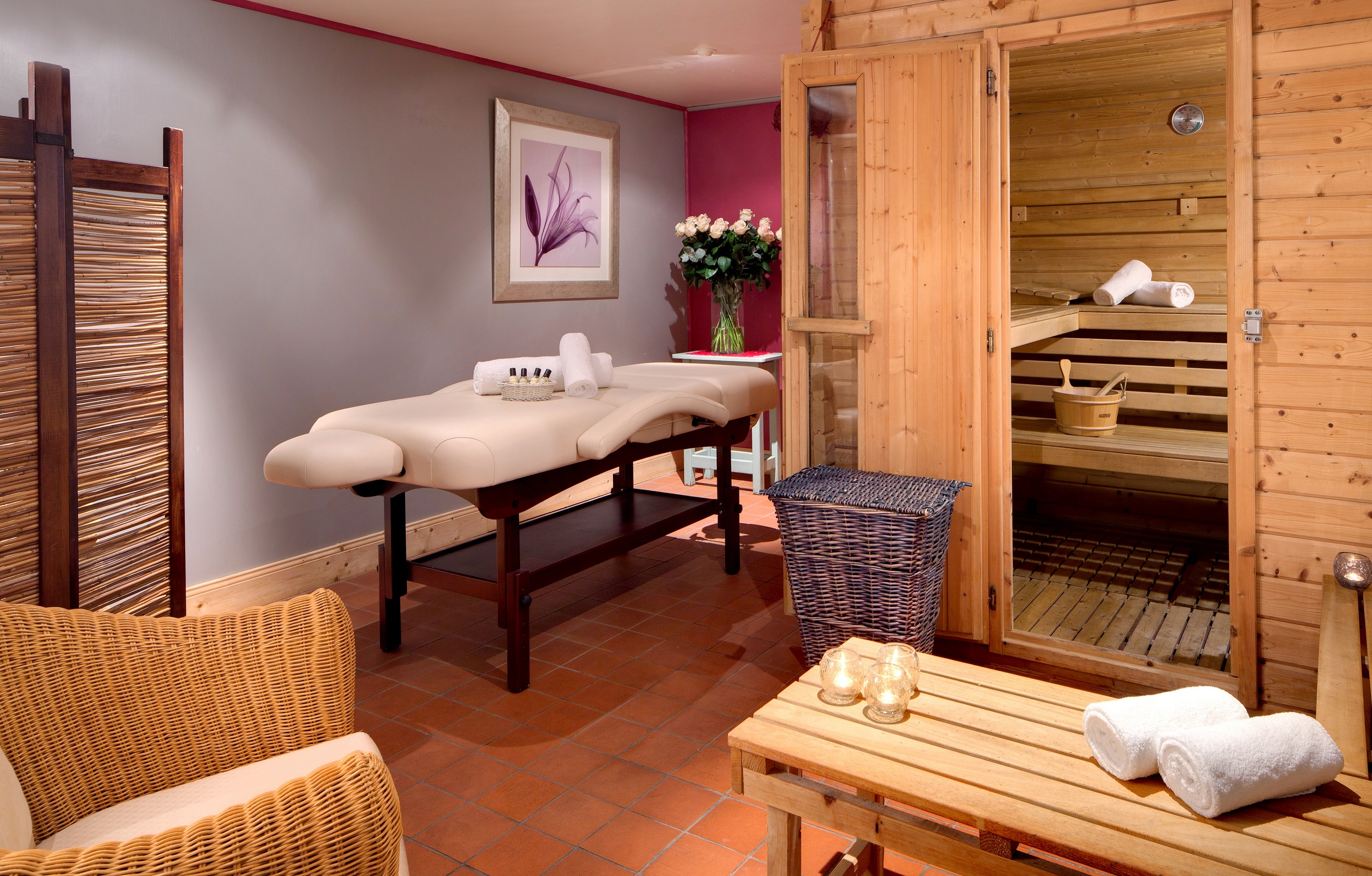 Domaine de Vaugouard **** | Hotel Proche Paris | Wellness Center