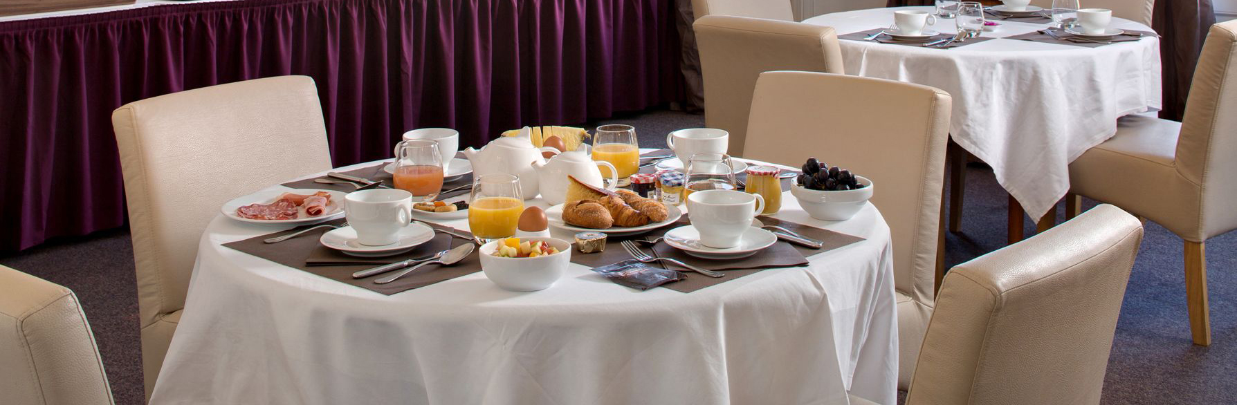 Le Domaine de Vaugouard **** | Hotel Near Paris | Breakfast